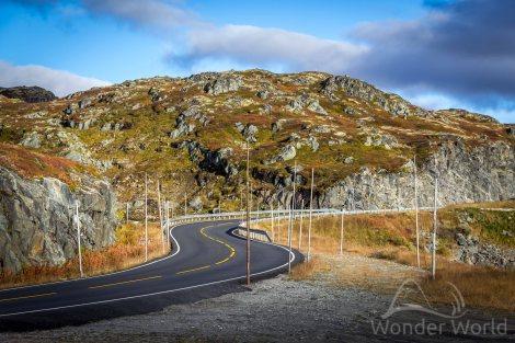 Rota Turistica Hardangervidda, na Noruega