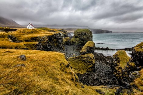 Arnarstapi - Snæfellsjökull National Park