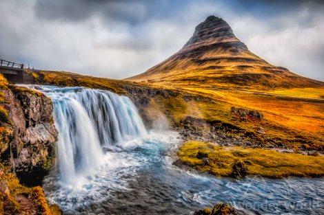 Grundarfjörður, e a foto mais clássica da Islândia
