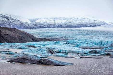 Glaciar Hoffellsjokull